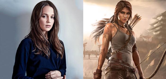 Alicia Vikander sarà Lara Croft nel nuovo film dedicato a Tomb Raider
